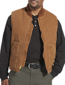 Carhartt® Arctic Quilt-Lined Sandstone Vest