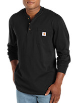 Carhartt® Long-Sleeve Workwear Henley