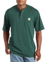 Carhartt® Short-Sleeve Workwear Henley