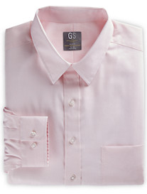 Gold Series Wrinkle-Free Cool & Dry Solid Dress Shirt