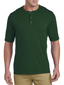 Harbor Bay® Wicking Henley