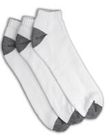 Harbor Bay® 3-pk Continuous Comfort™ Low Cut Socks
