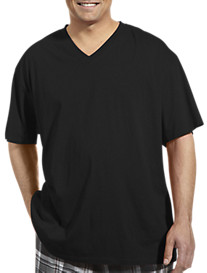 Harbor Bay® Deep V-Neck T-Shirt