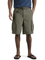 True Nation® Ripstop Cargo Shorts