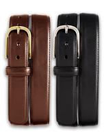 Harbor Bay® 2-for-1 Leather Dress Belts