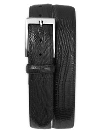 Harbor Bay® Lizard Dress Belt