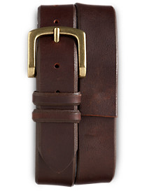 Harbor Bay® Jeans Leather Belt
