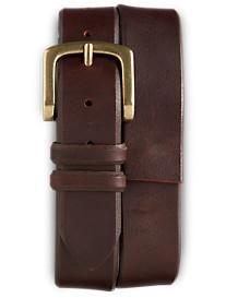 Harbor Bay® Jeans Leather Belt