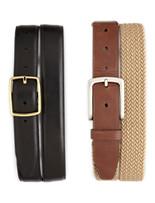 Canyon Ridge® 2-for-1 Belts