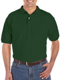 Harbor Bay® Piqué Polo (more sale colors)