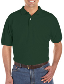 Harbor Bay® Piqué Polo (more sale colors)