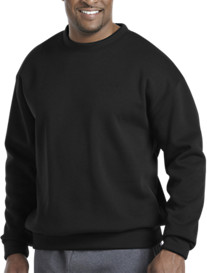 Reebok PlayDry® Fleece Crewneck