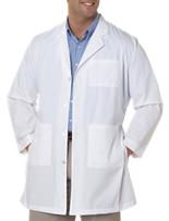 Landau® for Men™ Microsanded Twill Lab Coat