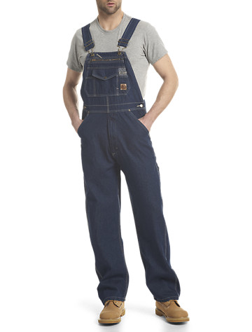 Berne® Original Unlined Denim Bib Overalls