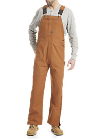 Berne Original Unlined Duck Bib Overalls