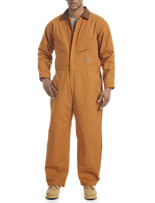 Berne® Deluxe Insulated Duck Coveralls