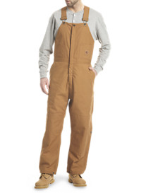 Berne® Deluxe Insulated Duck Bib Overalls