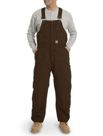 Berne® Original Washed Insulated Duck Bib Overalls