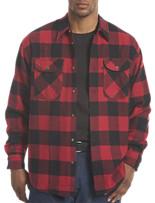 Berne® Original Heavyweight Flannel Work Shirt