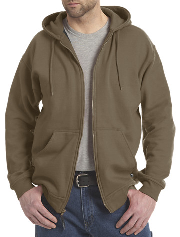 Berne® Original Hooded Thermal-Lined Sweatshirt