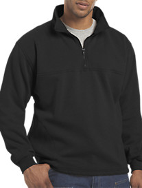 Berne® Original 1/4-Zip Thermal-Lined Sweatshirt