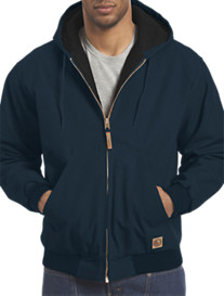 Berne® Original Hooded Quilt-Lined Duck Jacket