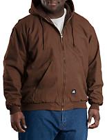 Berne® Original Hooded Washed Quilt-Lined Jacket