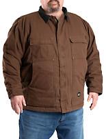 Berne® Original Washed Quilt-Lined Duck Chore Coat