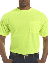 Berne® Enhanced-Visibility Pocket Tee