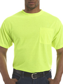 Berne Enhanced-Visibility Pocket Tee