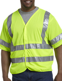 Hi-Visibility Short-Sleeve Vest