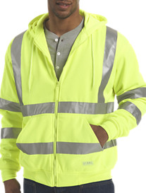 Berne Hi-Visibility Thermal-Lined Hooded Sweatshirt