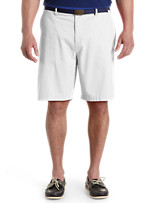 Nautica® Flat-Front Shorts