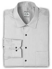 Geoffrey Beene® Tonal Stripe Dress Shirt