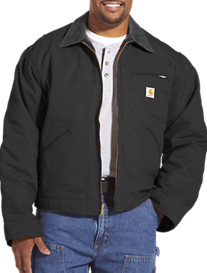 Carhartt® Blanket-Lined Duck Detroit Jacket