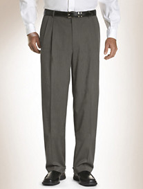 Gold Series™ Continuous Comfort™ Pleated Micro Neat Pants