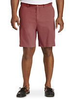 Harbor Bay® Waist-Relaxer® Flat-Front Shorts