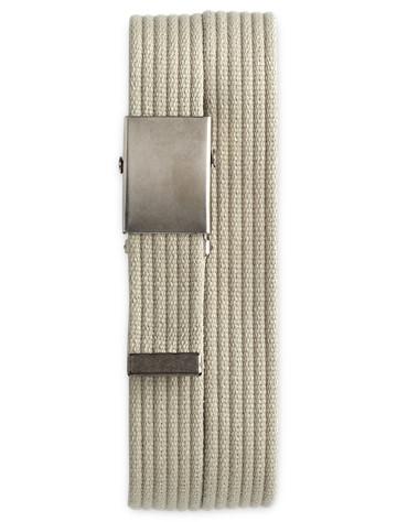 Military-Style Web Belt - ( Belts & Suspenders )
