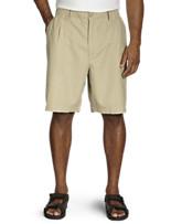 Island Outfitters™ Elastic-Waist Linen-Blend Shorts