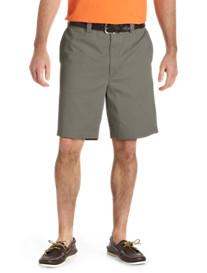 Canyon Ridge® Waist-Relaxer® Flat-Front Shorts
