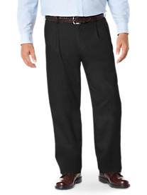 Canyon Ridge® Waist-Relaxer® Pleated Pants