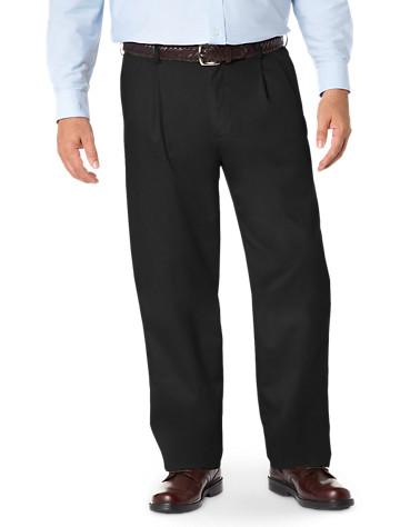 Canyon Ridge® Waist-Relaxer® Pleated Pants - $55.00