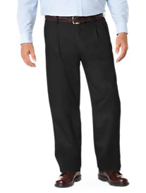 Canyon Ridge® Waist-Relaxer® Pleated Pants