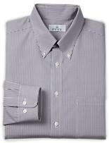 Enro® Non-Iron Bengal Stripe Pinpoint Oxford Dress Shirt