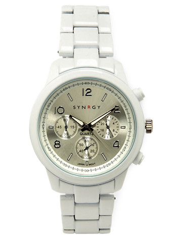 Synrgy™ Watch (white)