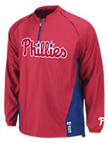 Majestic® MLB Convertible Gamer Jacket
