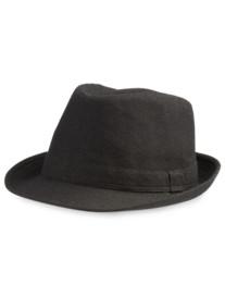 Solid Fedora Hat