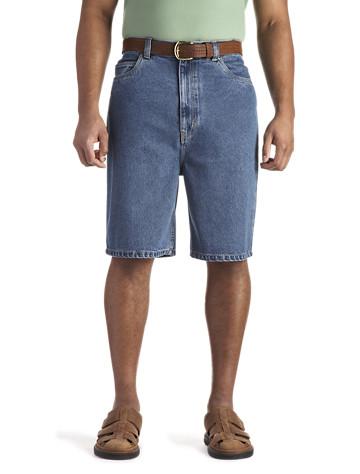 Canyon Ridge® Loose-Fit Denim Shorts