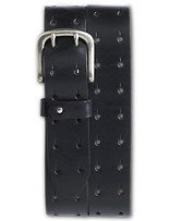 Harbor Bay® Double-Prong Leather Belt