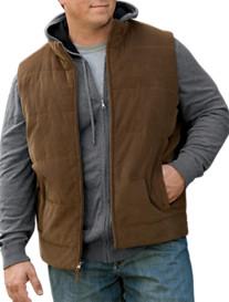 True Nation® Corduroy Puffer Vest